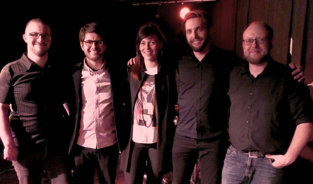 Red-Loam-Bandmitglieder